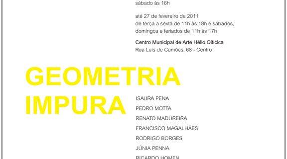 Geometria Impura no Rio