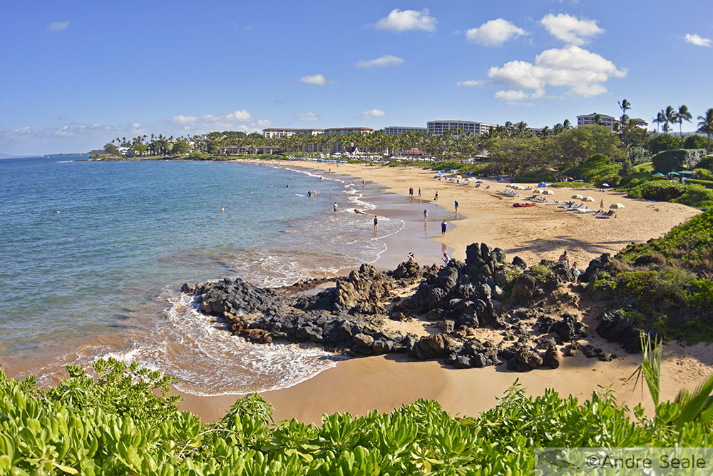 4 dias em Maui - Wailea