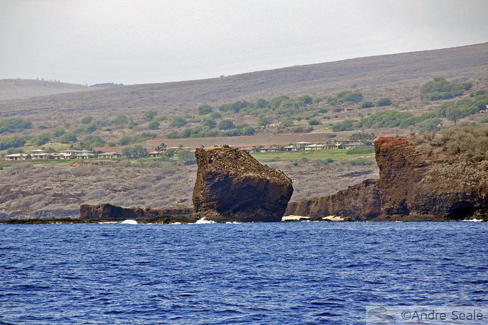 4 dias em Maui - costa de Lanai