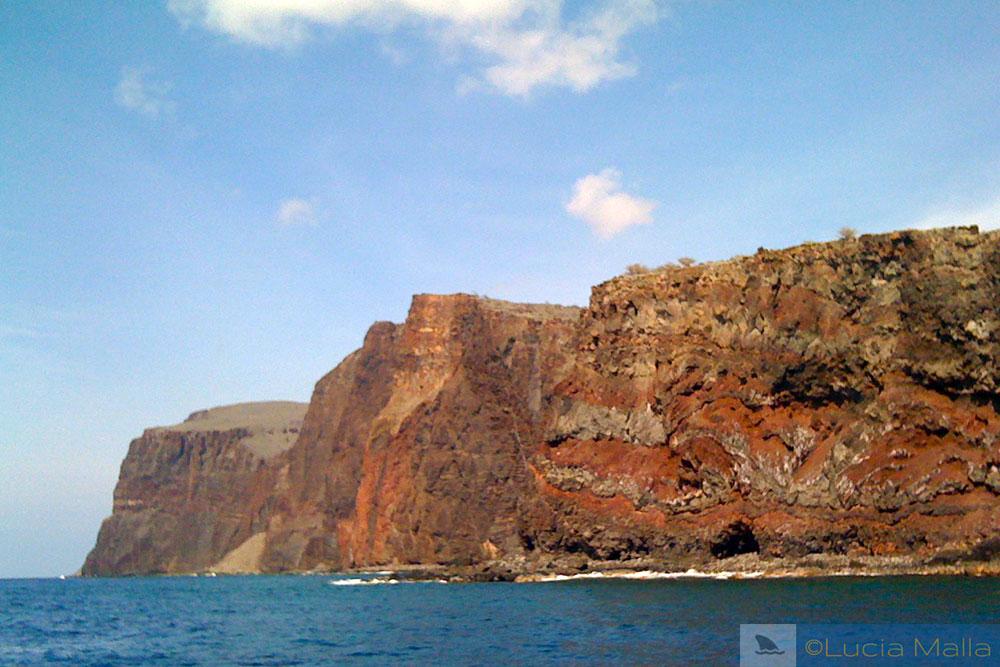 Guia em Maui - costa de Lanai