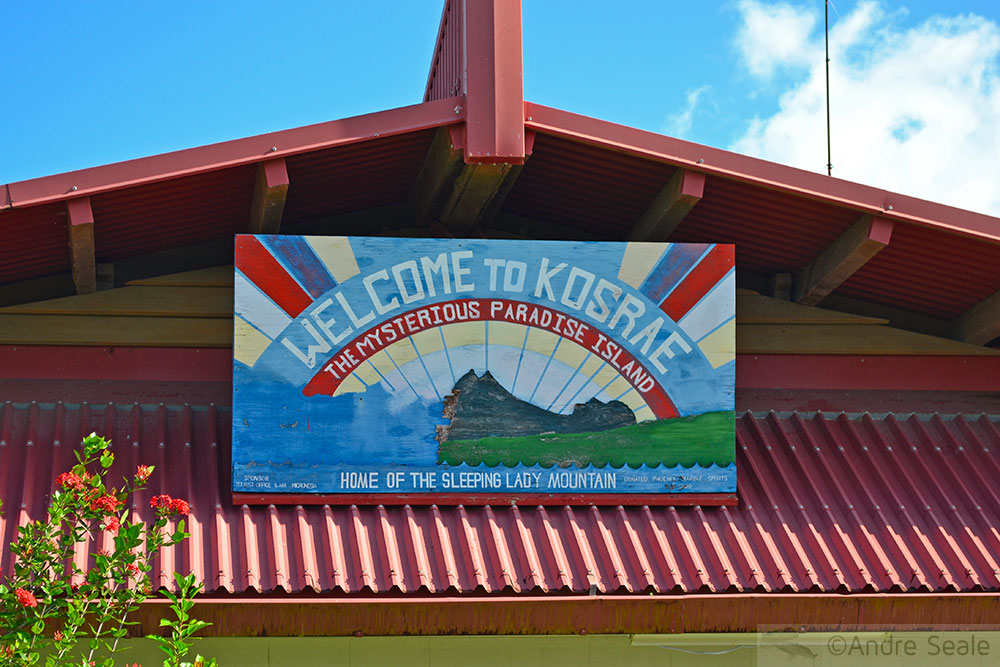Welcome to Kosrae - The mysterious paradise island - Micronésia