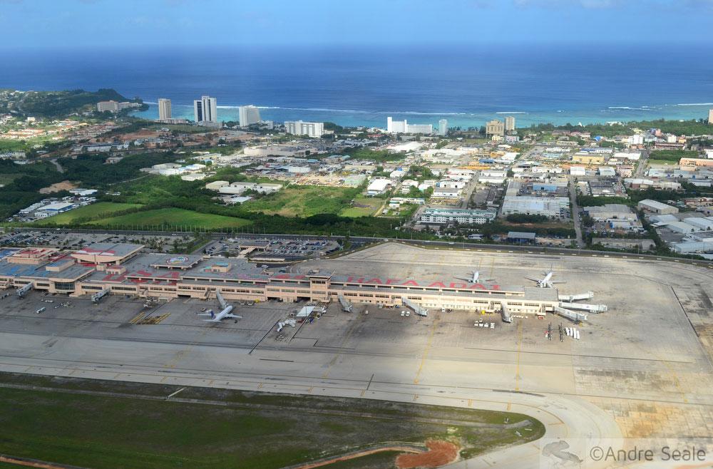 Aeroporto de Agana - Guam
