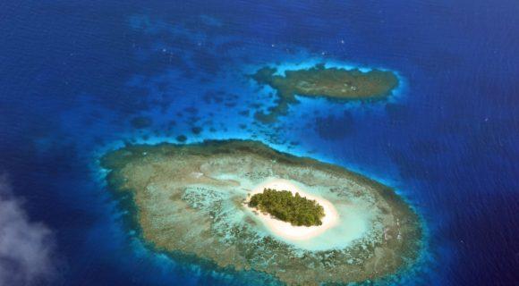 Sobrevoando a Micronésia no Island Hopper