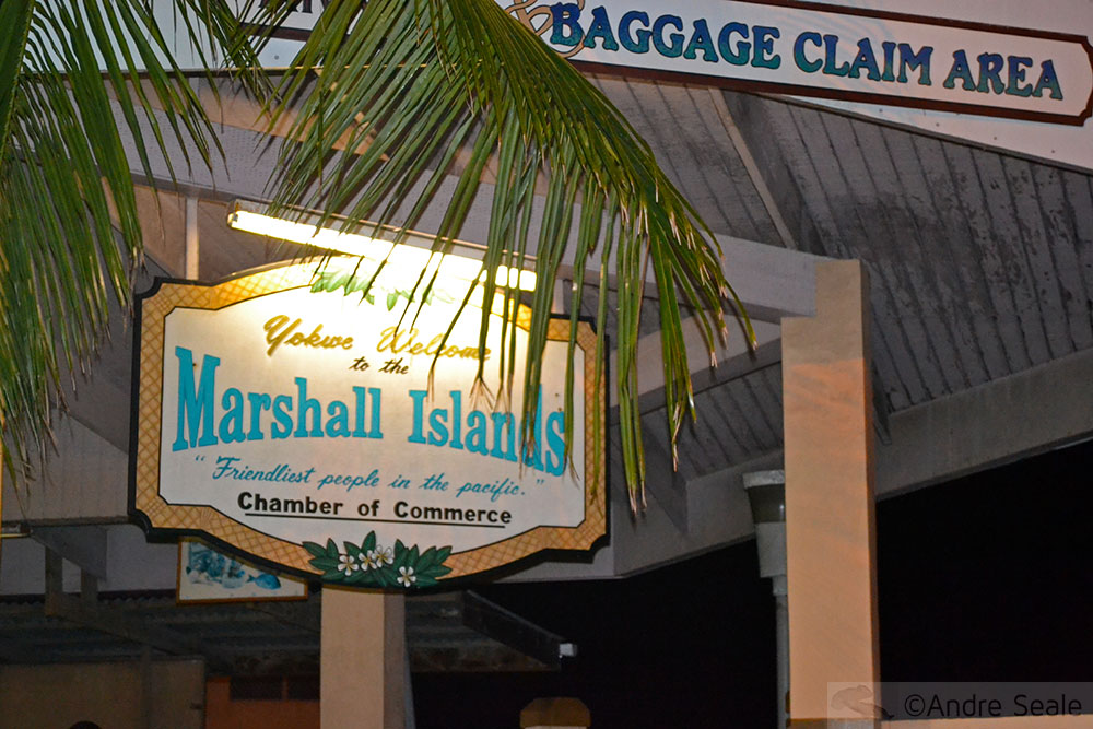 Welcome to the Marshall Islands