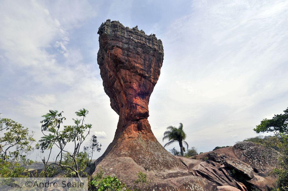 Parque Estadual de Vila Velha - A Taça