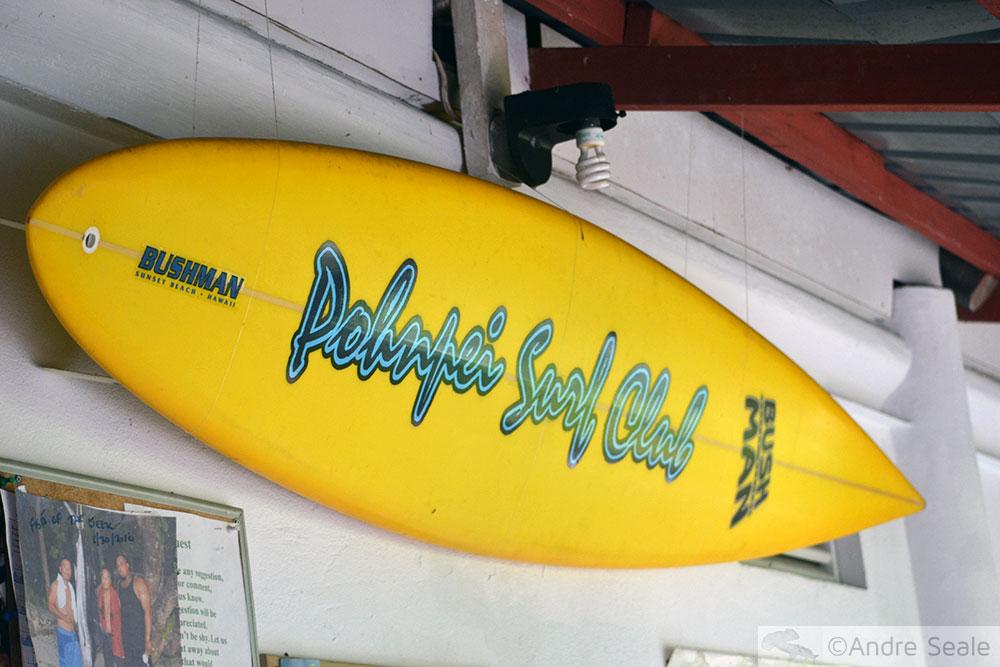 Pohnpei Surf Club - o surfe em Pohnpei