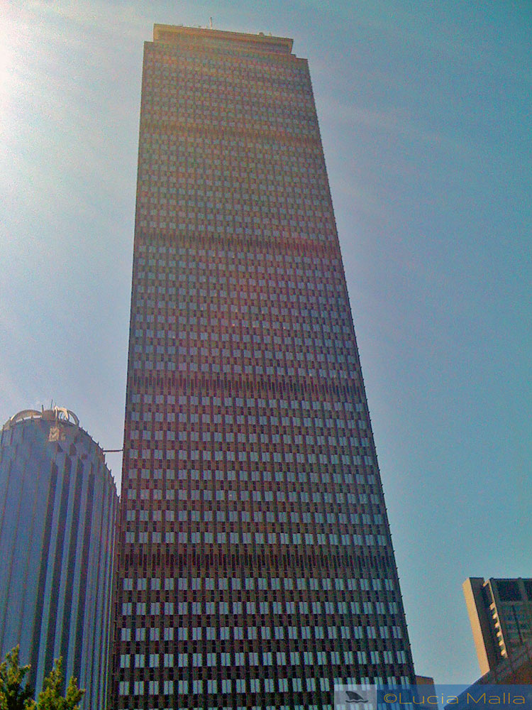 Torre do Prudential - Boston