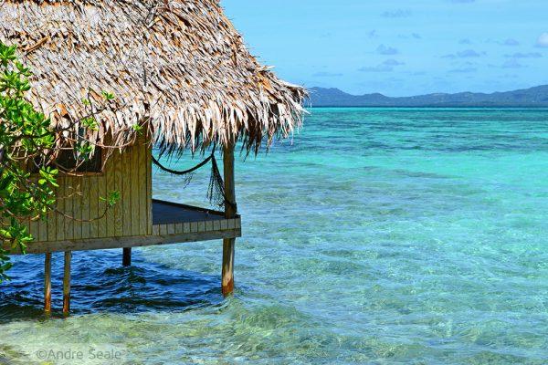 Bangalô em Black Coral Island
