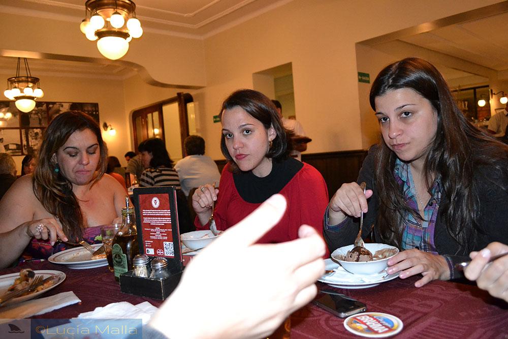 Discussões - Flavia, Carla, Leonor Subversiva