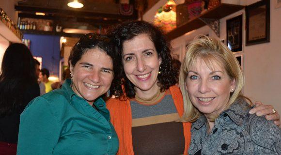 Amigos de viagem bloguística, obrigada!