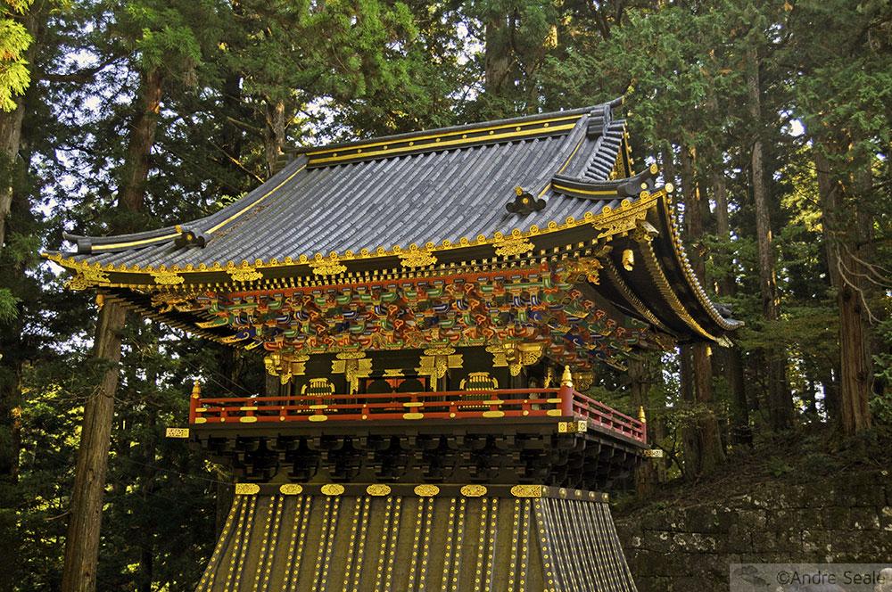 Templo de Toshogu - Nikko - Japão
