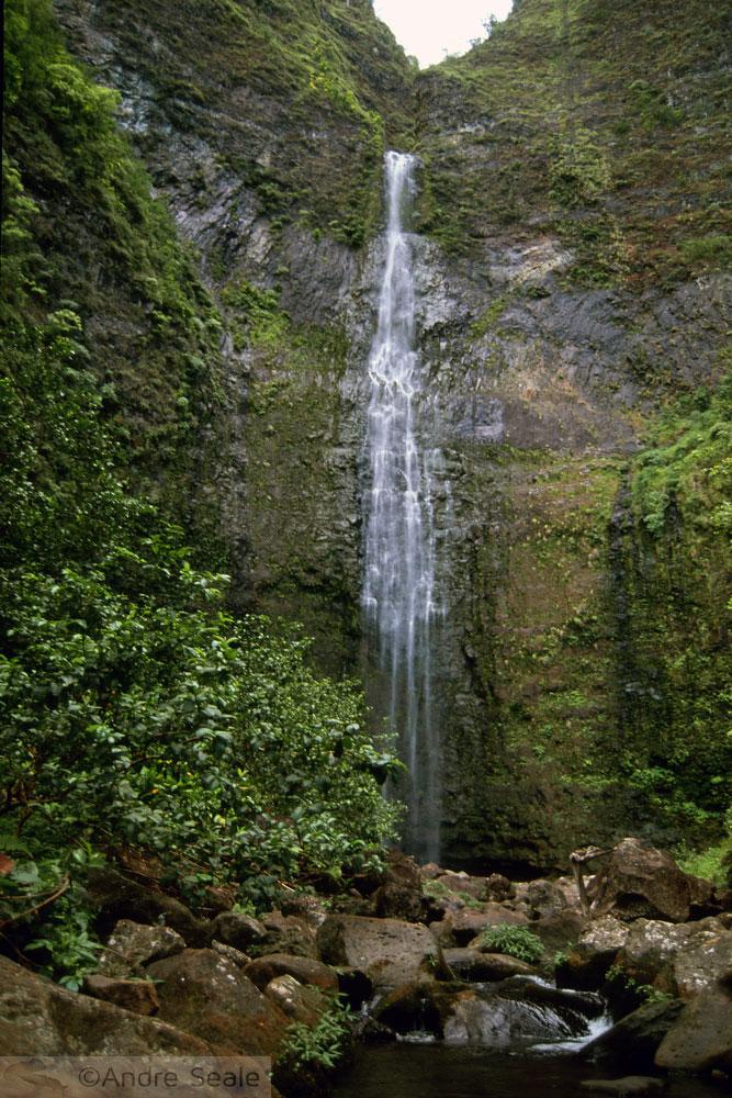 Cachoeira de Hanakapiai - Kauai