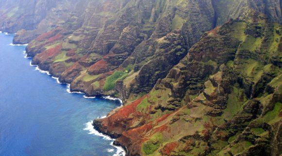 Suspense na Na Pali Coast