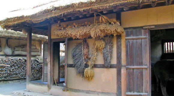 Um passeio pelo Korean Folk Village