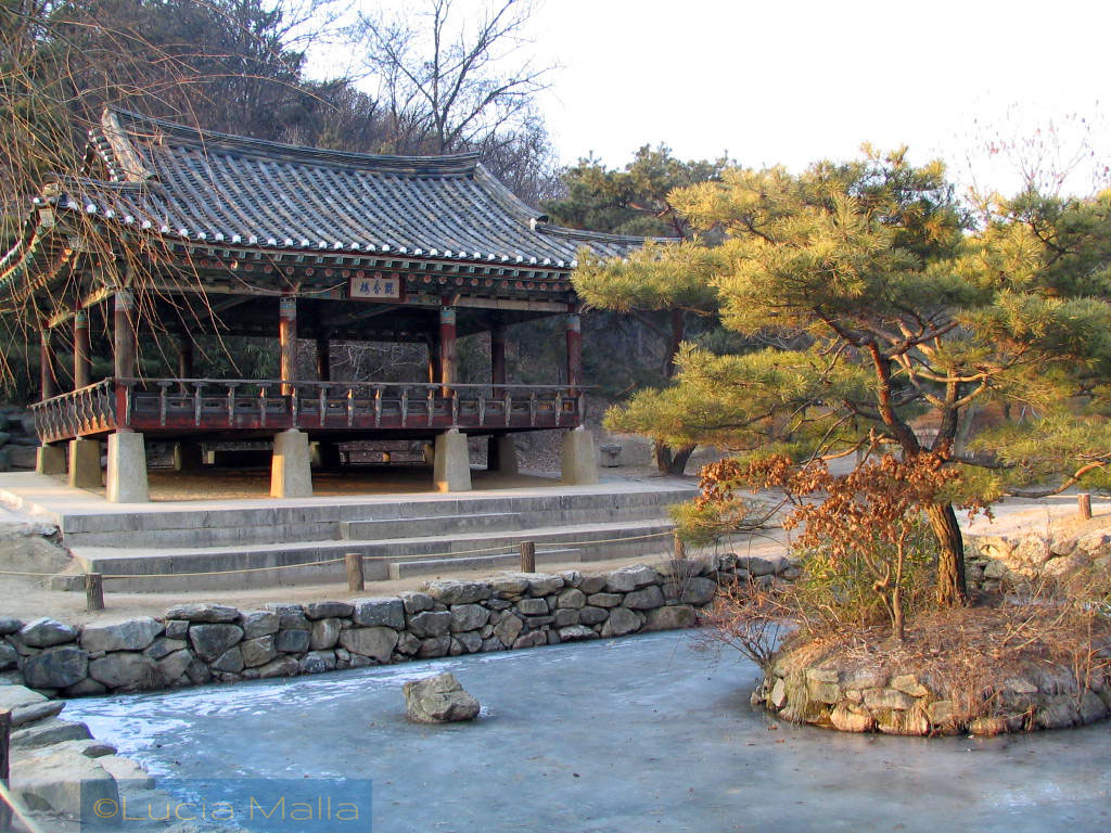 Korean Folk Village - museu da vida cotidiana - Suwon - Coréia do Sul