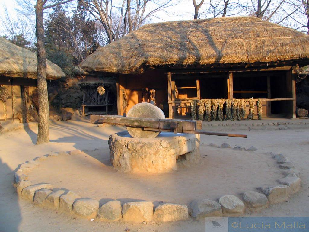 Korean Folk Village - Suwon - Coréia do Sul