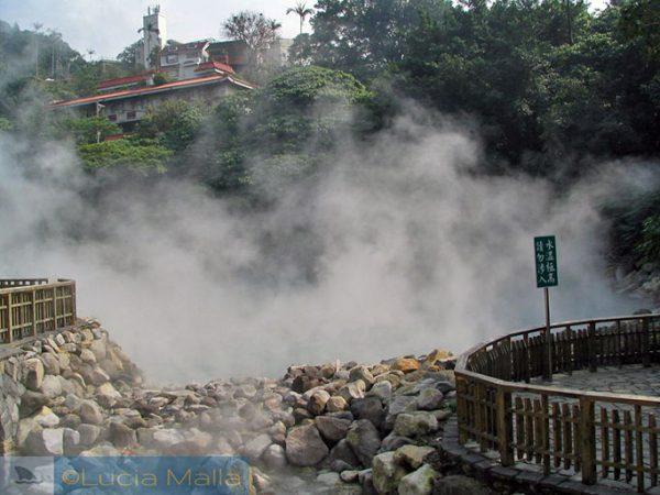 Hot spring - Beitou - Taipei