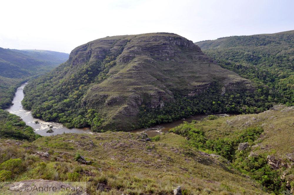 Parque Estadual do Guartelá - cânion Guartelá - viagens