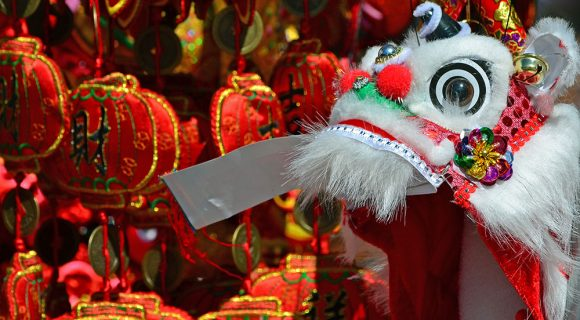 Ano Novo Chinês em Honolulu