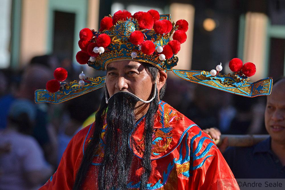 Ano novo chinês - Havaí