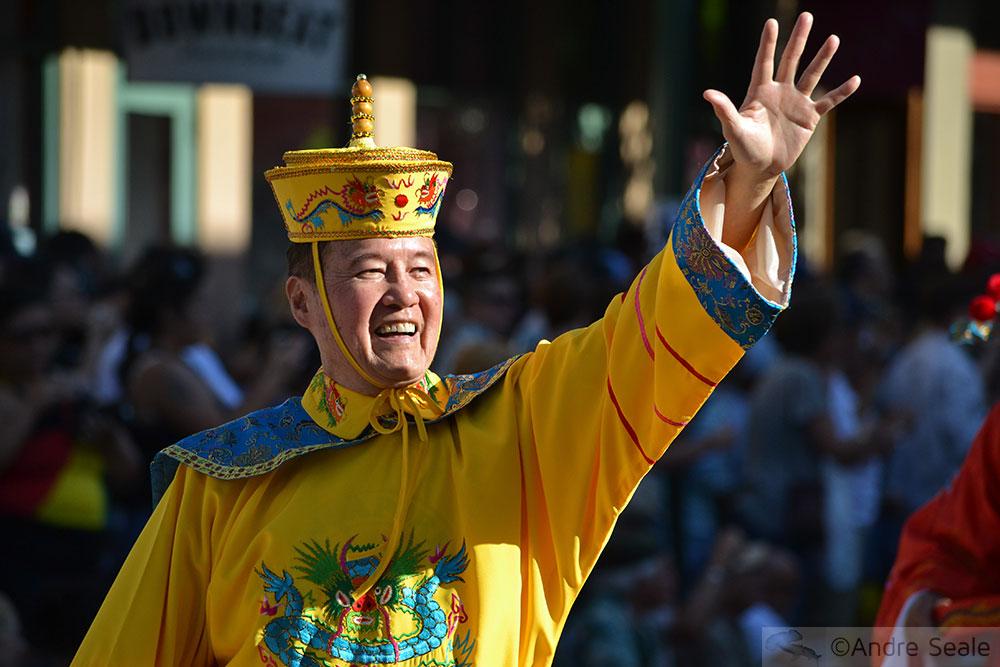 Celebração - Ano Novo Chinês - Havaí