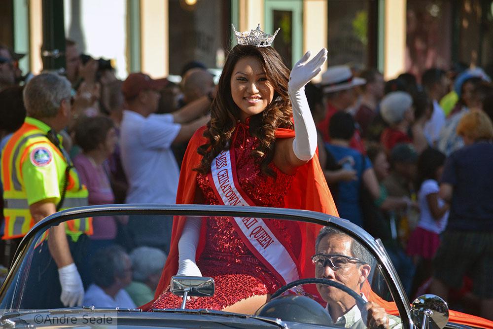 Miss Chinatown - Ano Novo Chinês - Honolulu
