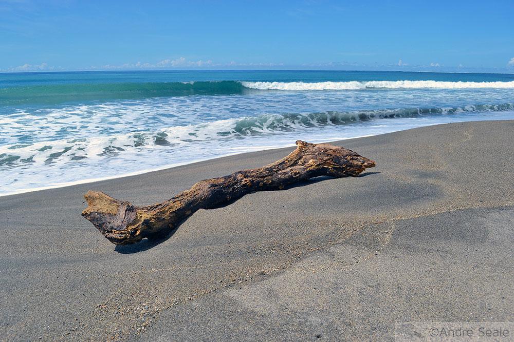 Praia do Parque Nacional das Dunas de Sigatoka - Fiji