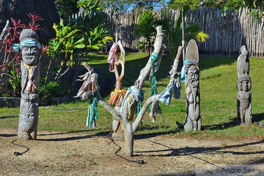 Centro Cultural Tjibaou - cultura kanak - Nova Caledônia