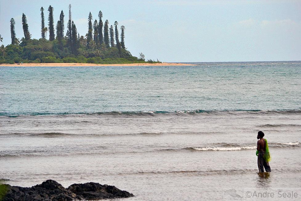 Poindimié a Hienghène - Îlot Tibarama - Nova Caledônia