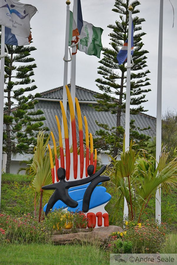Costa nordeste da Nova Caledônia