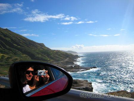 Roteiro da Bianca e Celso em Oahu