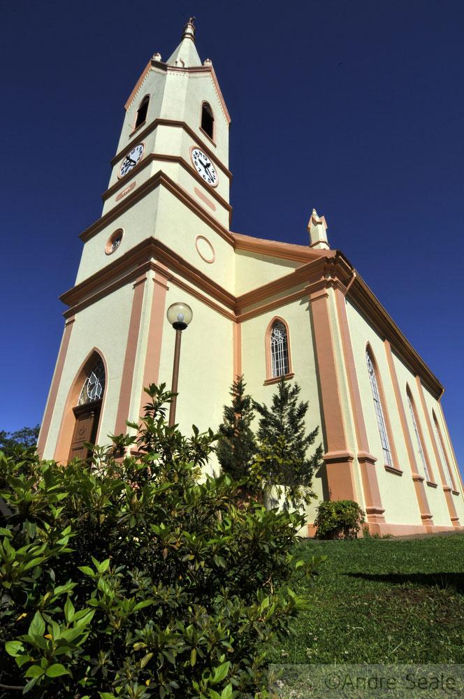 Igreja em Nova Petrópolis - RS
