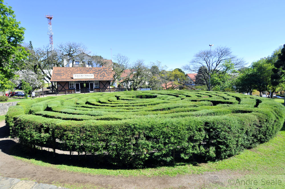 Labirinto de Nova Petrópolis