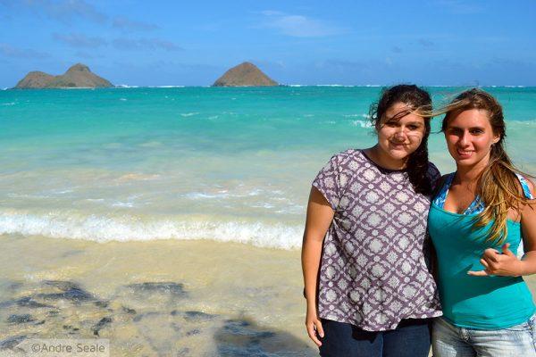 Feedback de viagem - Juliana, uma pessoa aloha