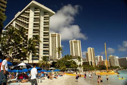 Waikiki - Honolulu - Oahu - Havaí