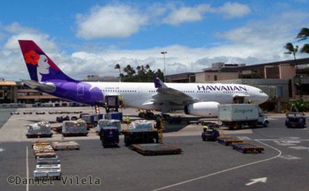 Hawaiian Airlines - Daniel Vilela