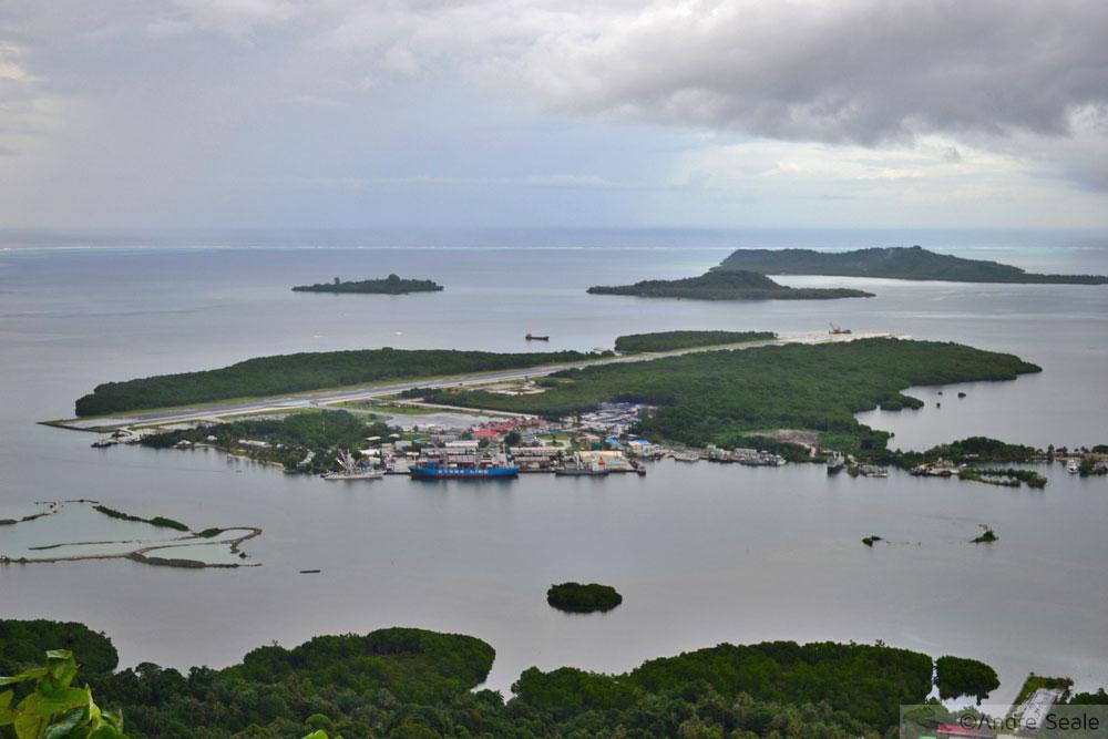 Aeroporto de Pohnpei - Estados Federados da Micronésia