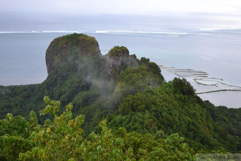 Sokehs Rock - Pohnpei
