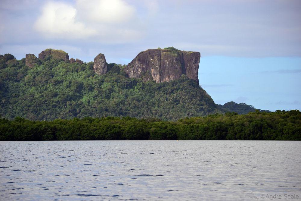 Sokehs Rock - Pohnpei - Estados Federados da Micronésia