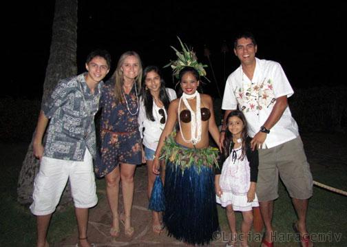 O Havaí da Lucia