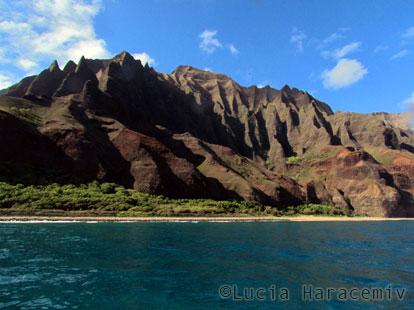 Havaí da Lucia - Na Pali
