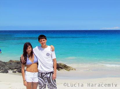Havaí da Lucia - praia