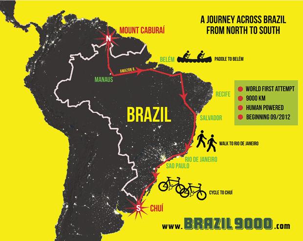Expedição Brazil 9000