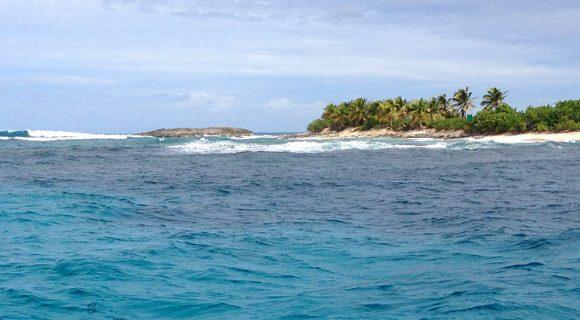 Sexta Sub: mergulho em Fajardo, Porto Rico