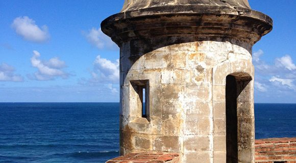 A fortaleza San Juan