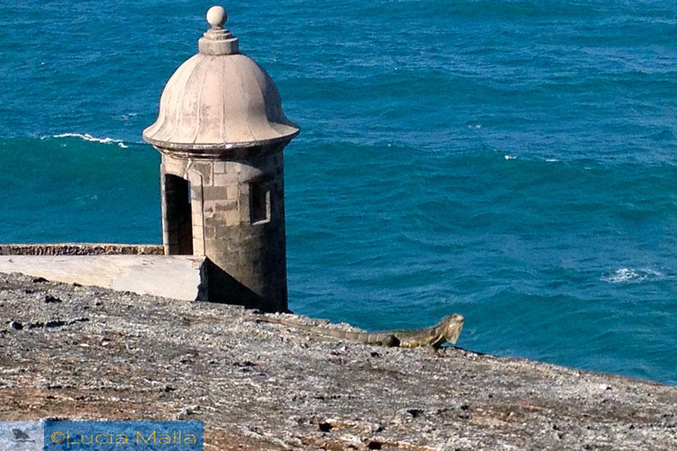 Ícone de San Juan - torre