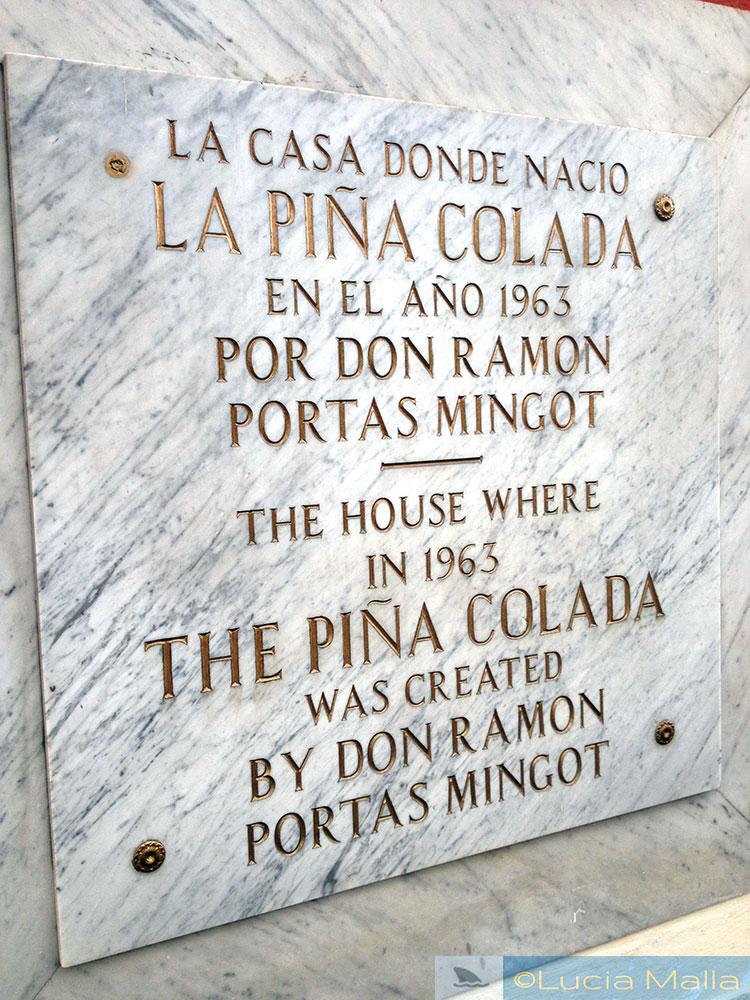 Onde foi criada a piña colada - San Juan - capital mundial do rum