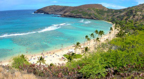 Dois dias em Oahu, Havaí