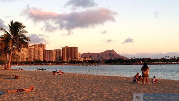 Dois dias em Oahu