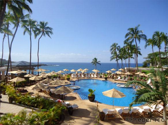 Resort em Lanai - viagem ao Havaí